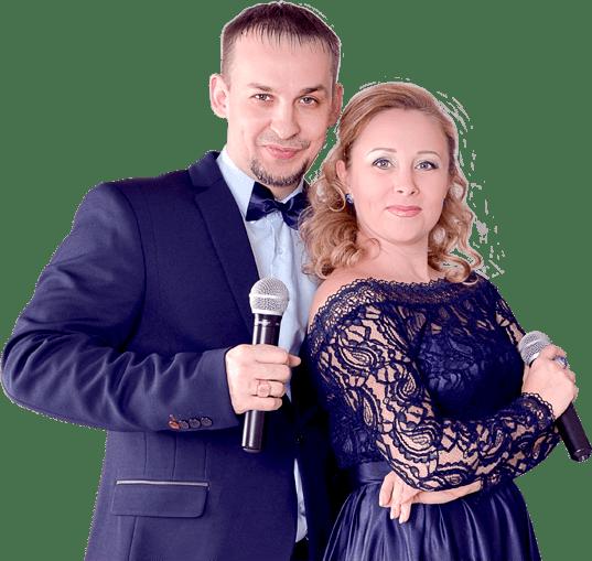 Григорий Курсов и Светлана Неретина